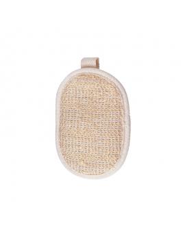 Esponja de sisal y algodón